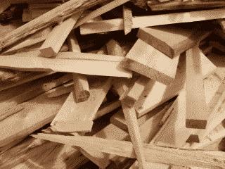 smaltimento legno ecos srl