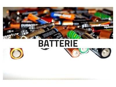 prezzi smaltimento batterie roma