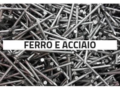 b654ac1829 La raccolta di materiali ferrosi e il conseguente riciclo, genera risparmio  di materie prime ed energia, soprattutto se si pensa che può essere  illimitato ...
