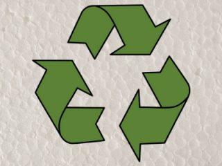 riciclare polistirolo