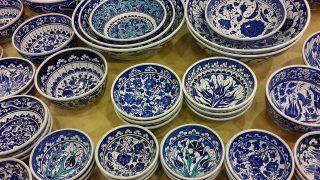smaltimento ceramica
